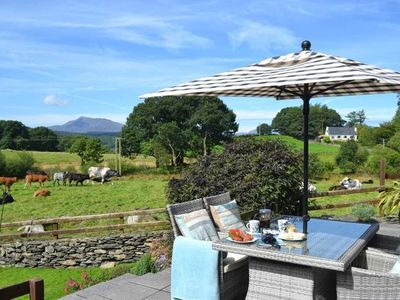 Photo for Tryfan Luxuary Cottage in Betws-y-Coed, Snowdonia, 2 en-suite rooms, sleeps 2-4