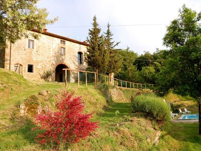 Photo for Vacation home Piancasale (RUF200) in Rufina - 8 persons, 4 bedrooms