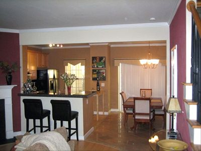 Photo for 3/2.5 Beautiful Townhouse/SunTrust Filed Atlanta