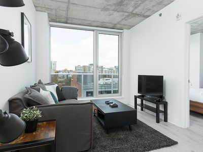 Photo for Sonder | Place des Arts | Modern 1BR + Balcony