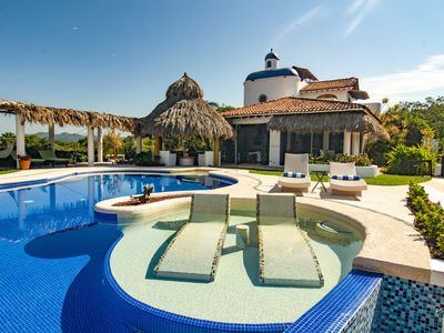 Photo for SPECTACULAR villa with the best sunset views in Sayulita!