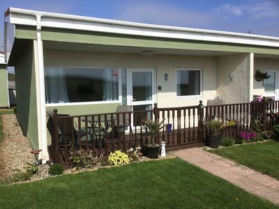 Photo for Sandringham Holiday Home - Great Sea Views @ Rainbows End Bacton - Dogs Go Free