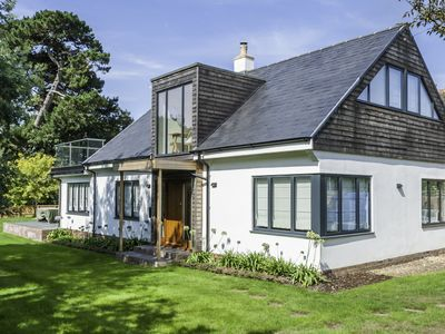 Photo for Victoria House Bembridge, 6 Bedrooms, 4 Bathrooms Large Enclosed Gardens
