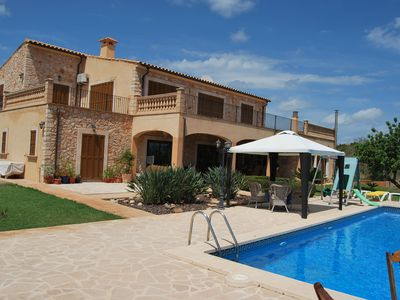Photo for Beautiful Finca near Cala D'Or and Porto Colom Offer from 20th May -21st June