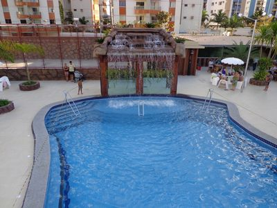 Photo for come to the new aguático Park Thermas Millennium Residence - 1 suite