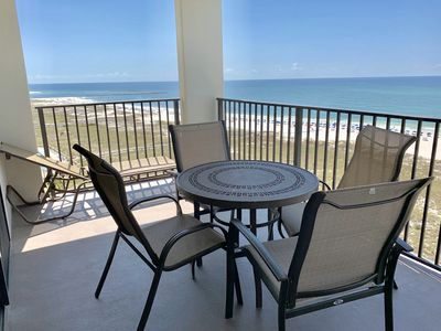 Photo for Beautiful 3BR Beachfront Condo on the 10th Floor!