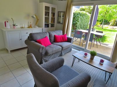 Photo for Maison Cap Coz Fouesnant - 100 m from the beach - Comfortable with Wifi