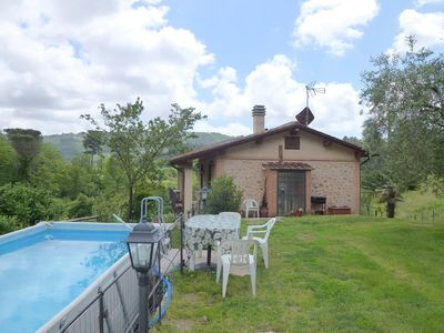 Photo for Charming Rustico with private pool. Extensive grounds.