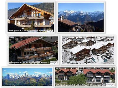 Photo for Apartment Schwizi's Holiday Apartments  in Ringgenberg, Bernese Oberland - 4 persons, 2 bedrooms