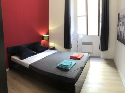 Photo for Cosy & Central 1 Bdr - 5 min walking to the Palais