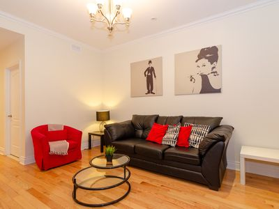 Photo for Stylish Spacious Flat in Shaughnessy Village