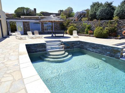 Photo for Cosy villa with a beautiful swimming pool and georgeous garden