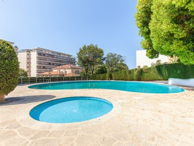 Photo for Superb 2 bedrooms with cozy terrace, pool.