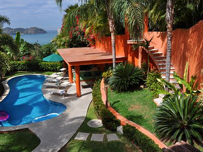 Photo for Luxury Villa on Sayulita's tranquil north end