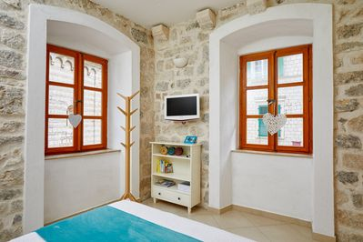 La Dolce Vita Luxury Apartment in UNESCO protected Old Town Kotor voted Best European Destination.