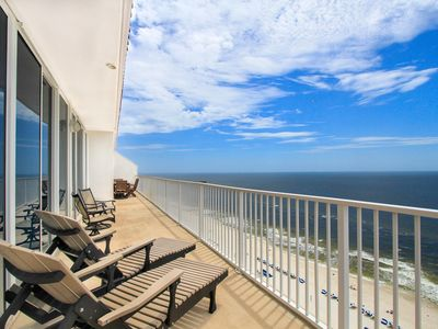 Photo for Luxury Lighthouse West Corner Penthouse -Sleeps 12-14 August Dates Available Now