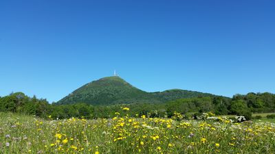 Photo for Holiday cottage in the heart of Auvergne volcanoes