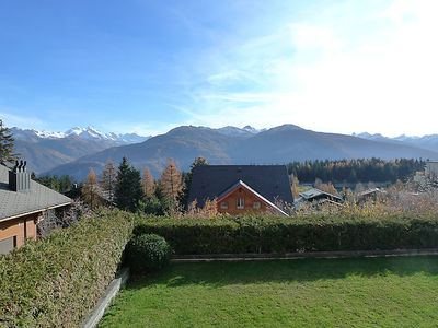 Photo for Apartment San Giorgio A/B in Crans-Montana - 4 persons, 1 bedrooms