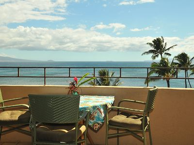 Photo for A Slice of Paradise in Oceanfront Condo (Island Sands)