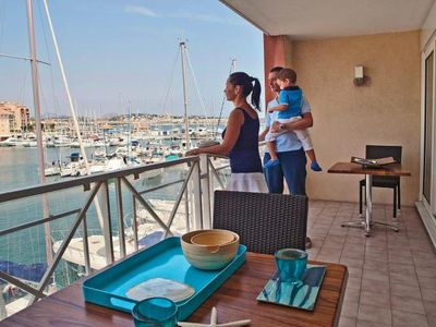 Photo for Residence Cap Hermès, Port-Fréjus  in Var - 3 persons