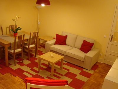 Photo for Zoo View apartment in Campo Pequeno with WiFi.
