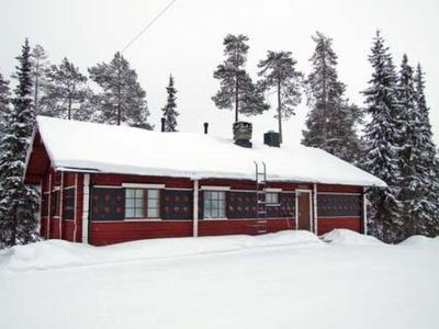 Photo for Vacation home Kuusimaja in Kuusamo - 10 persons, 3 bedrooms