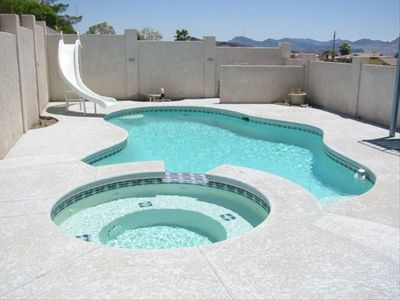 Photo for 2 Bedroom/2 Bath, Pool, Spa, Vacation House.