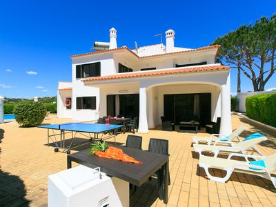 Photo for Casa Lilac - Villa With WIFI, A/C, Close To Beach, BBQ & Private Pool.