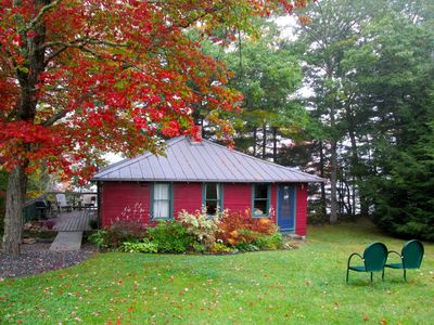 Photo for Lakeside Cottage in MidCoast Maine