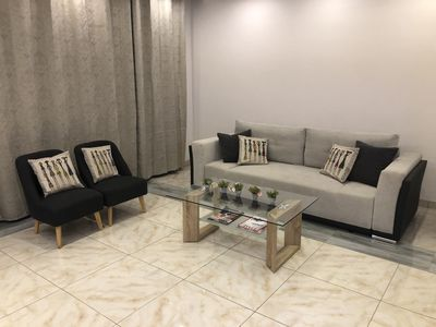 Photo for Afri-chic private room with breathtaking views in ACI 2000