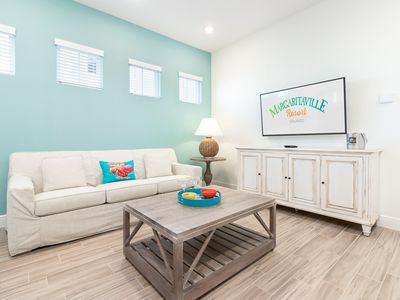 Photo for Margaritaville Resort Orlando - 3 bedroom/3 bath cottage - 3028 Sea Plane Lane-Paradise Landing