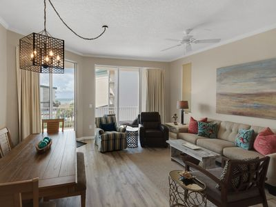Photo for Beautiful 2nd-Floor Unit with Beach Ambiance in Seagrove Beach!