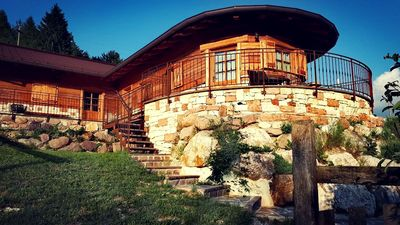 Photo for Chalet in Alabama wood
