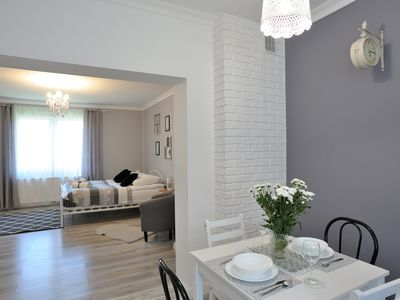 Photo for Scandinavian Apartment - Luxury and stylish/ near Musem AUSCHWITZ
