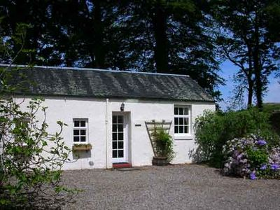 Photo for Clematis Cottage, With Views Down Loch Etive