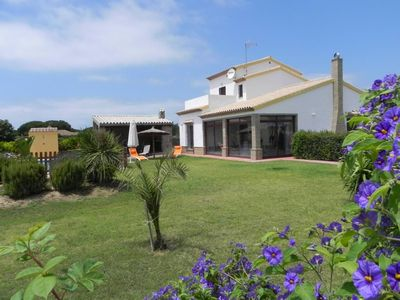 Photo for Nice Villa with private pool for 6 persons near Roche, with wifi