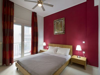 Photo for Cosy Apartment,  just 150m from Acropolis Metro, Acropolis Museum and Plaka