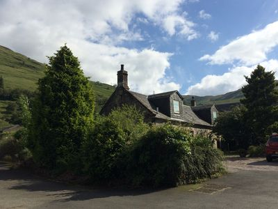 Photo for Charming self-catering for 8, by Loch Long & Loch Lomond