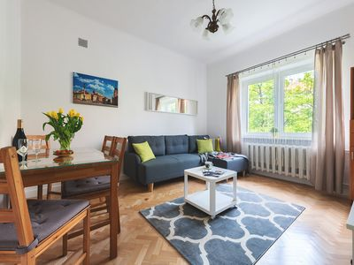 Photo for One bed. Apartment PLAC ZBAWICIELA 1