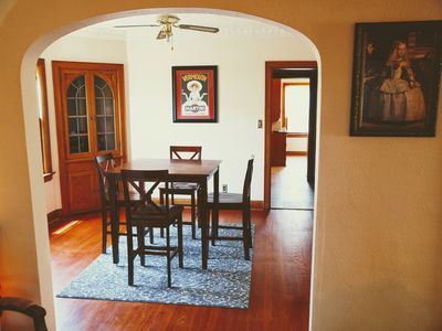 Photo for ⭐ Private 2BR, Four Bed Upper Apartment in the Heart of Milwaukee