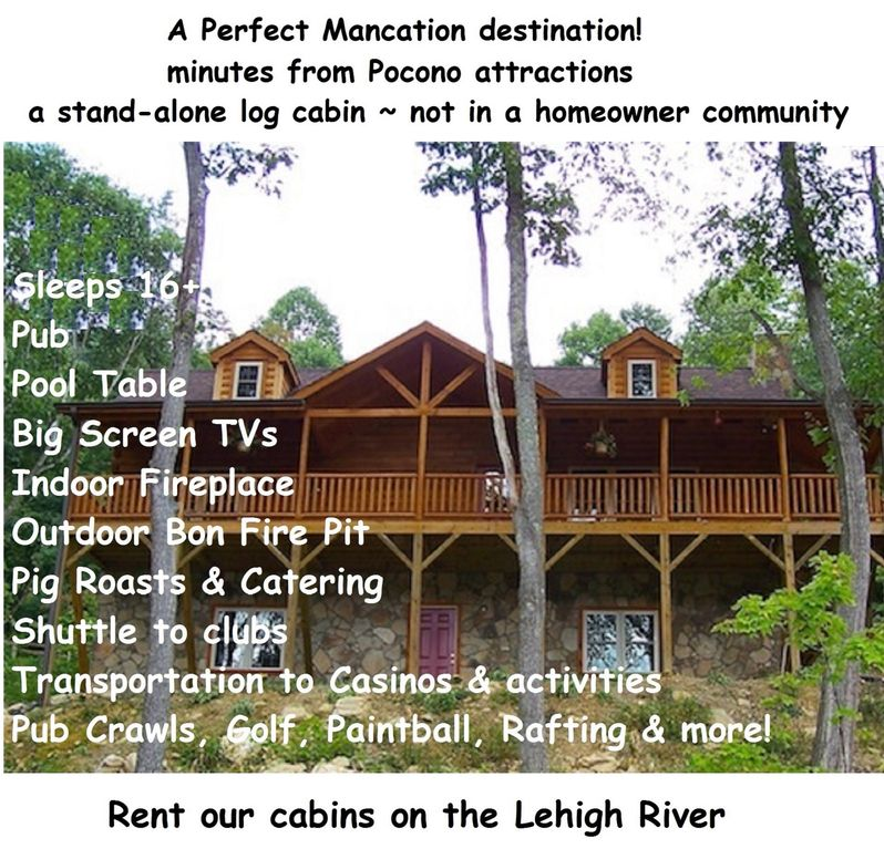 hot of camping in cabin cabins best poconos bath pa with rentals rental pictures the tub