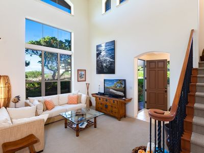 Photo for Fairways at Mauna Lani 606. 2 Bedroom Townhome.  Includes Mauna Lani Beach Club Pass