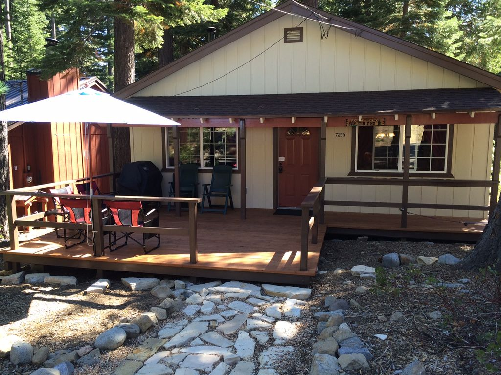 Wonderful 2 bedroom cabin perfect for small families for Two bedroom cabins