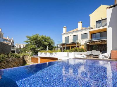 Photo for STUNNING 3 BED WITH POOL IN VALE DO LOBO. MODERN. W147