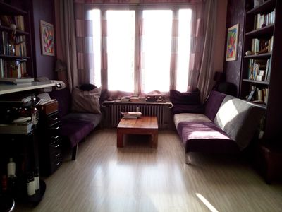 Photo for Beautiful cozy apartment in the city center