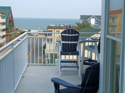 Photo for 4100 Oceanside Condos 405 - Great Views, Near Convention Center!