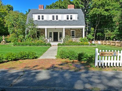 Photo for Brightholme: Beautifully Renovated Historic Village Home near The Shore Path
