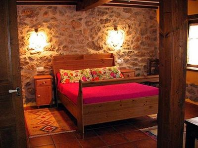 Photo for Rural apartment La Candaliega for 2 people