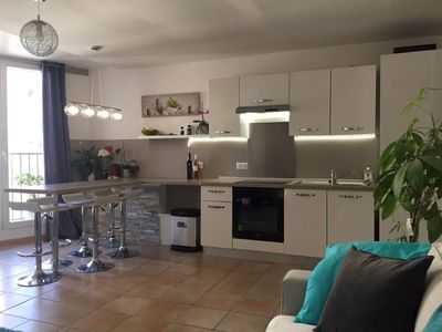 Photo for Beautiful apartment Fréjus close to all amenities and close to beaches