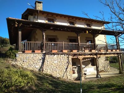 Photo for Self catering Elbegi for 12 people